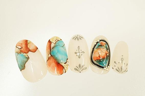 hn_00089   フルアートコース 11.000円(税別)