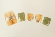 pc_00058 ペディキュアフルアートコース 11,000円(税別)